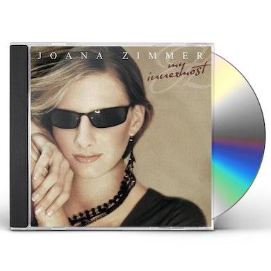 Joana Zimmer MY INNERMOST CD