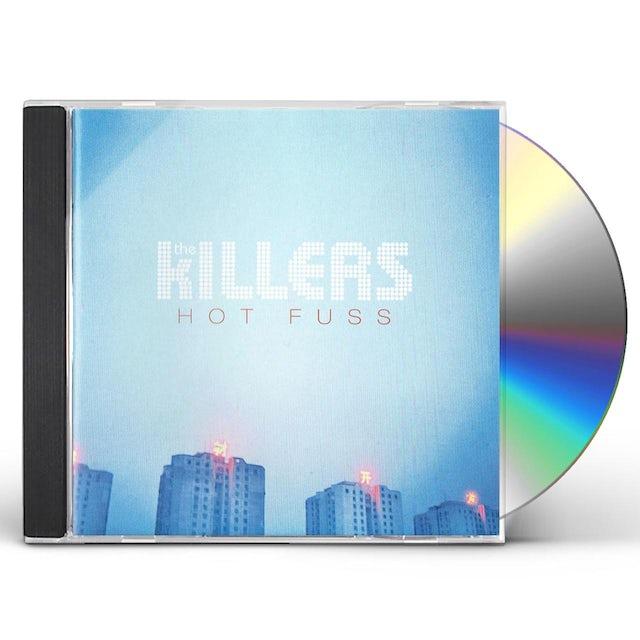 The Killers HOT FUSS (UK VERSION) CD