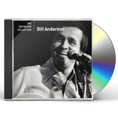 Bill Anderson DEFINITIVE COLLECTION CD