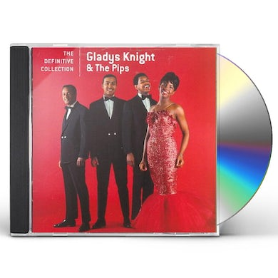 Gladys Knight & The Pips DEFINITIVE COLLECTION CD