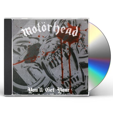 Motorhead YOU'LL GET YOURS - THE BEST OF CD