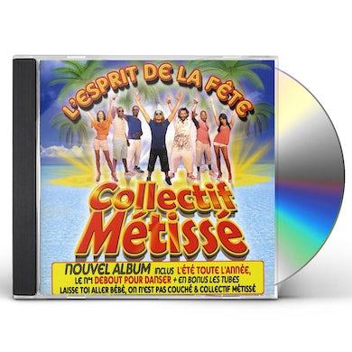 Collectif Metisse LESPRIT DE LA FETE CD