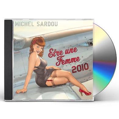 Michel sardou ETRE UNE FEMME CD