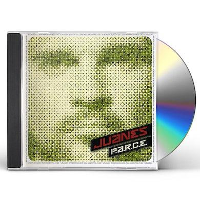Juanes P.A.R.C.E-REEDICION CD