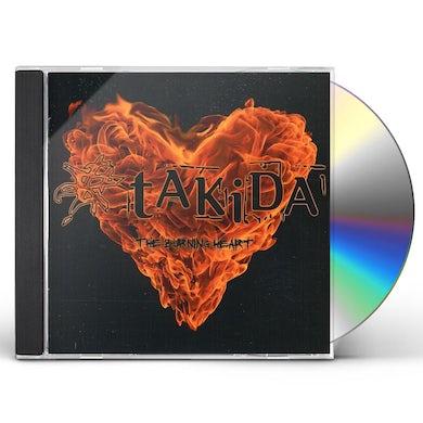 Takida BURNING HEART CD