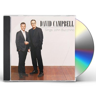 David Campbell SINGS JOHN BUCCHINO CD