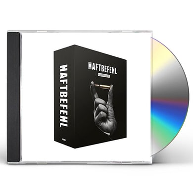 Haftbefehl RUSSISCH ROULETTE: LIMITED EDITION CD