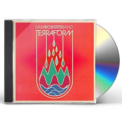 Sam Roberts TERRAFORM CD
