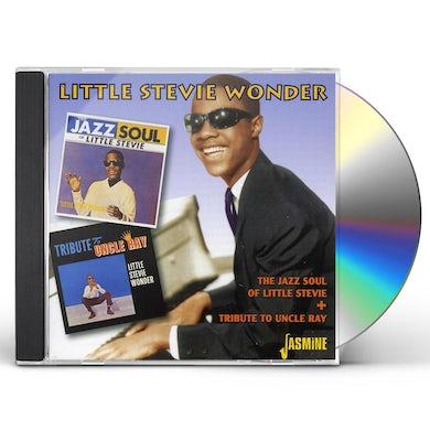 Stevie Wonder  JAZZ SOUL OF LITTLE STEVIE CD
