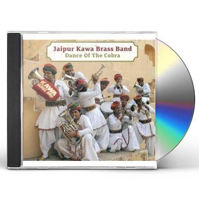 Jaipur Kawa Brass Band DANCE OF THE COBRA CD
