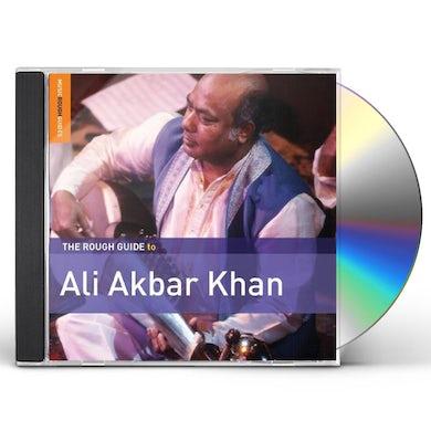 Rough Guide To Ali Akbar Khan CD