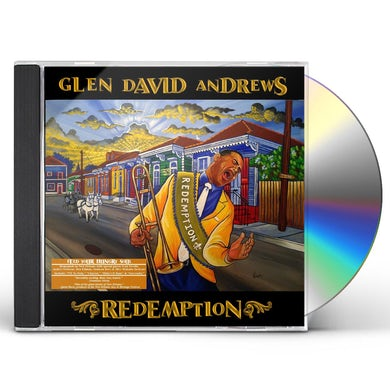 Glen David Andrews REDEMPTION CD