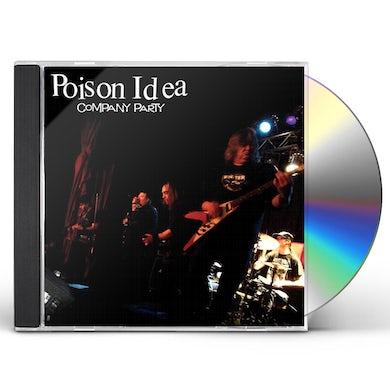 Poison Idea COMPANY PARTY CD
