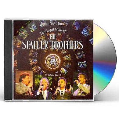 Statler Brothers GOSPEL MUSIC 2 CD