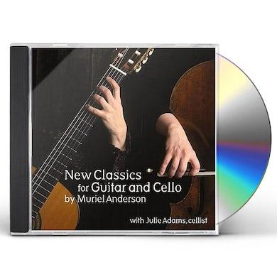 Muriel Anderson NEW CLASSICS FOR GUITAR & CELLO CD