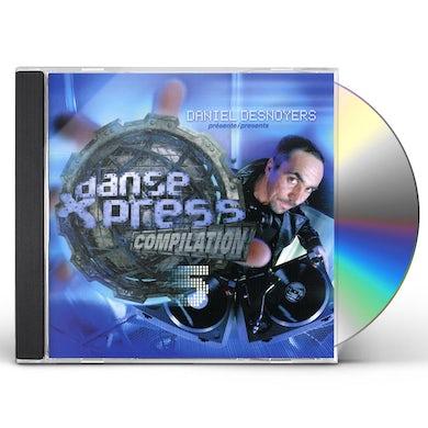 Daniel Desnoyers DANCEXPRESS 5 CD