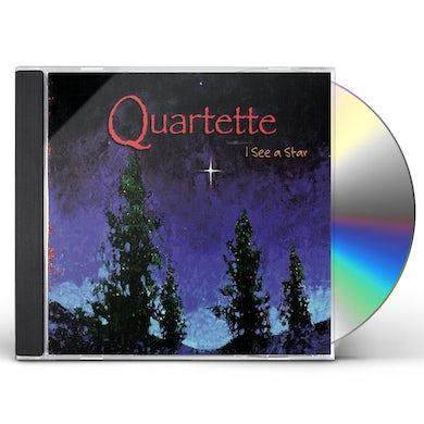 Quartette I SEE A STAR CD