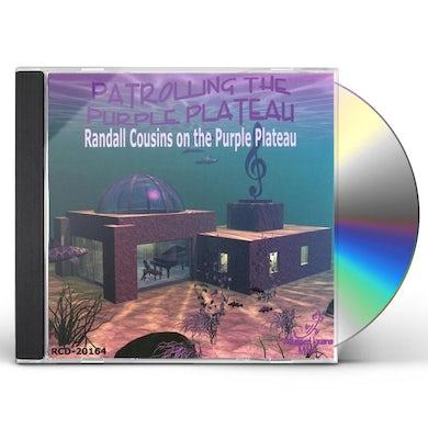 Randall Cousins PATROLLING THE PURPLE PLATEAU CD