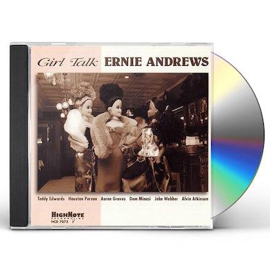Ernie Andrews GIRL TALK CD