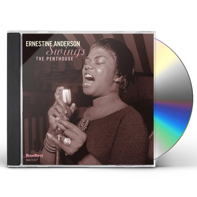ERNESTINE ANDERSON SWINGS THE PENTHOUSE CD