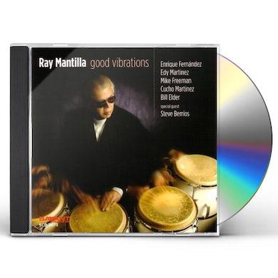 Ray Mantilla GOOD VIBRATIONS CD