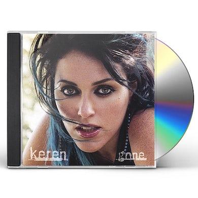 Keren DeBerg GONE CD
