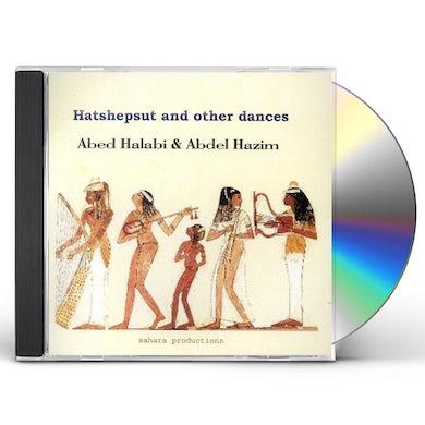 Abdel Hazim TRIBAL BEATS INCLUDING HATSHEPSUT CD