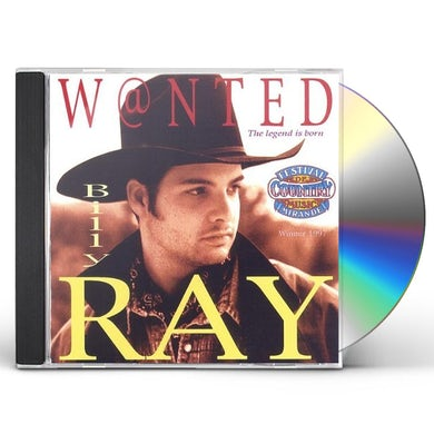 Billy Ray WANTED CD