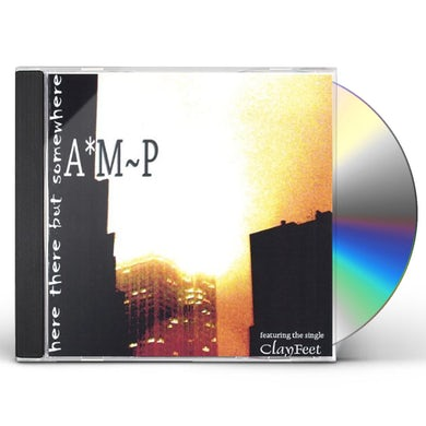 Amp HERE THERE BUT SOMEWHERE CD
