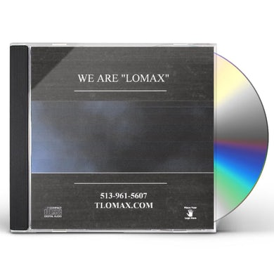 WE ARE LOMAX CD
