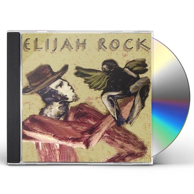 Elijah Rock PREACHER OF LOVE 1 CD