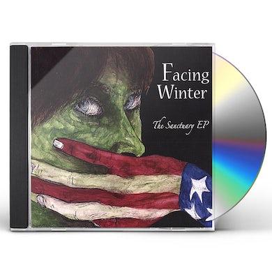Facing Winter SANCTUARY EP CD
