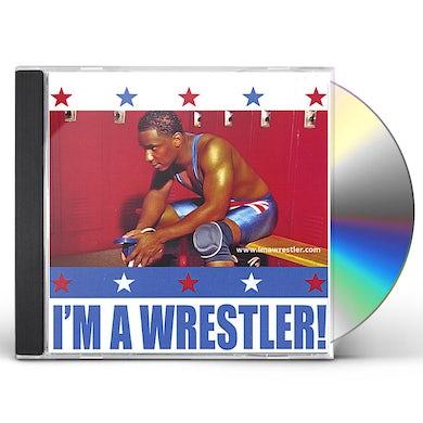 S.B. I'M A WRESTLER CD