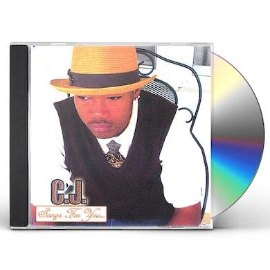 CJay SONGS 4 YOU CD