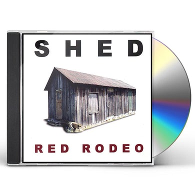 Shed RED RODEO CD