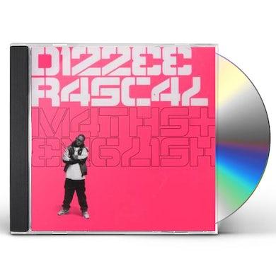 Dizzee Rascal MATHS & ENGLISH CD