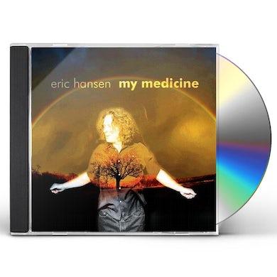 Eric Hansen MY MEDICINE CD