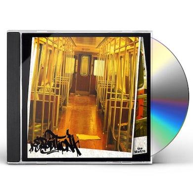 Exposition METRO CD