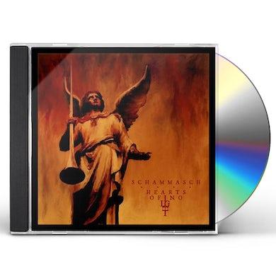 Schammasch HEARTS OF NO LIGHT CD