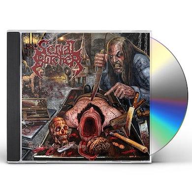 SERIAL BUTCHER BRUTE FORCE LOBOTOMY CD