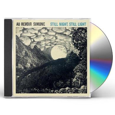 Au Revoir Simone STILL NIGHT STILL LIGHT CD