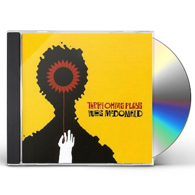 TERRY OHMS PLAYS WES MCDONALD CD