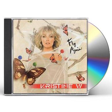 Kristine W FLY AGAIN CD