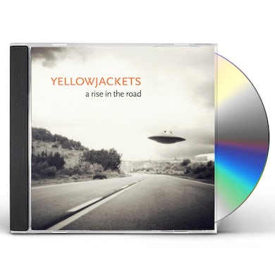 Yellowjackets RISE IN THE ROAD CD