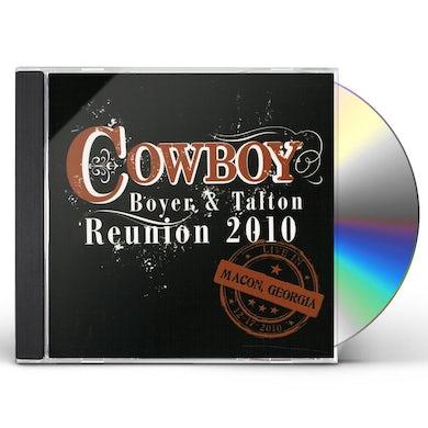 BOYER & TALTON: COWBOY REUNION 2010 CD