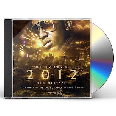 Rick Ross 2012 MIXTAPE CD