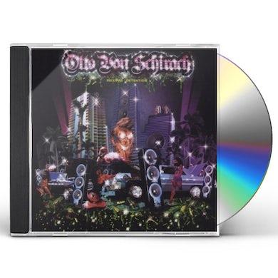 Otto Von Schirach MAXIPAD DETENTION CD