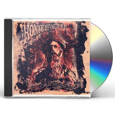 Honkeyfinger INVOCATION OF DEMON OTHER CD