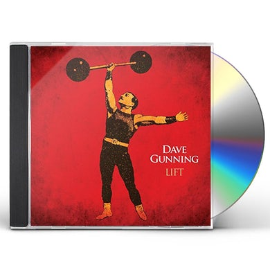 Dave Gunning LIFT CD