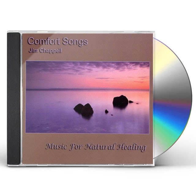 Jim Chappell COMFORT SONGS CD